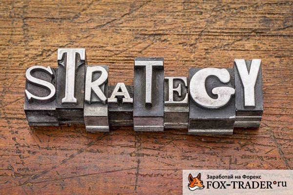 стратегия торговли